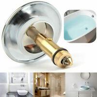 Waschbecken Ablaufventil POP UP Ablaufgarnitur mit überlauf für Waschtisch