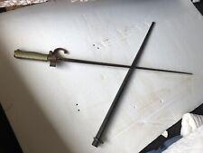 New listing Wwi 1886 Lebel Sword Bayonet & Scabbard