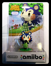 Amiibo Agostina Mabel Nintendo Wii U 3DS Animal Crossing Collection NEW SEALED