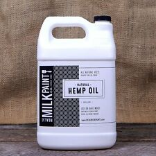 Real Milk Paint Hemp Oil - Gallon