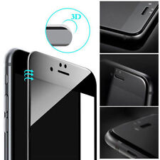 Carbon Fiber 3D Full Tempered Glass Screen Protector Cover For iPhone 7 iPhone 8