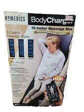 Homedics Body 10-Motor Massage Mat with Heat