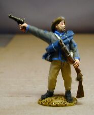 TSSD Confederate Corporal with Rifle and Pistol Pro Painted