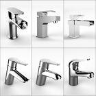 Modern Bathroom Waterfall Chrome Basin Mixer Tap Cloakroom Sink