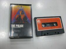 THE POLICE CASSETTE SPANISH ZENYATTA MONDATTA 1991