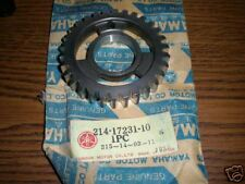 NOS Yamaha DT1 250 RT1 360 Transmission Gear 3rd 30T 214-17231-10