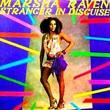"12"" - Marsha Raven - Stranger In Disguise (HI NRG) NUEVO - NEW, STOCK STORE COPY"