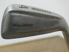 Daiwa Ballistic 4 Iron Regular Steel Very Nice!!