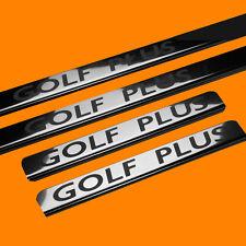 410294 BRILLANT 4 LES SEUILS DE PORTE CONVIENT POUR VW GOLF PLUS MK5 (GOLF PLUS)