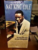 Nat King Cole 3 Compact Disc Set New Still Sealed 36 Legendary Songs / import