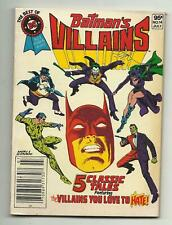 Best of DC Blue Ribbon Digest #14 - Batman's Villains - Joker - VG+ 4.5
