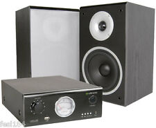 CITRONIC HS80USB 80W DJ MONITORING/HOME STEREO SYSTEM+ MP3/USB NEW LOWER PRICE!