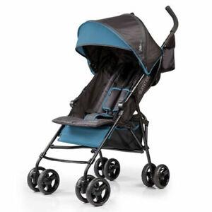 Summer Infant 3D Mini Lightweight, Umbrella Stroller - Blue