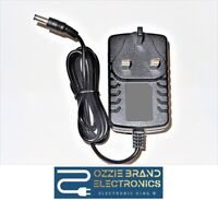 UK 12V AC/DC POWER SUPPLY ADAPTER TO FIT LACIE BIG DISK 1TB EXTERNAL HARD DRIVE