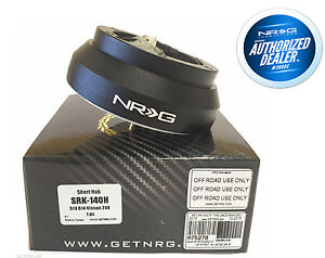 NRG SHORT HUB Steering Wheel Adaptor For Nissan S13 S14 240SX 200SX SENTRA 300ZX