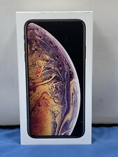 Apple iPhone XS Max - 64GB - Gold (Sprint) A1921 (CDMA + GSM) Brand New
