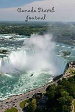 Diary, Notebook, Journal: Canada Travel Journal : Travel Journal, Lined...