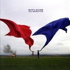 """BIFFY CLYRO """"ONLY REVOLUTIONS"""" CD 12 TRACKS NEU"""