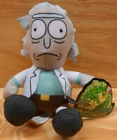 """2017 Toy Factory Adult Swim Rick and Morty 6"""" RICK Plush Doll Stuffed Toy w/ Tag"""