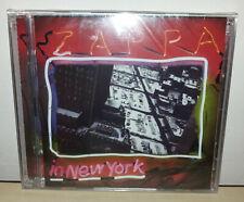 FRANK ZAPPA - ZAPPA IN NEW YORK - 2 CD
