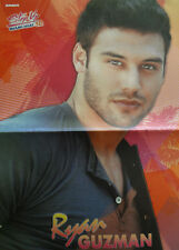 Step up Miami Heat 3D Ryan Guzman  -  Daniela Katzenberger Poster