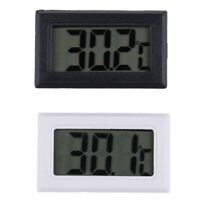 1Pc Mini Digital LCD Temperature Meter Thermometer Indoor !DBDfw