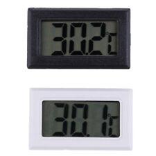 1Pc Mini Digital LCD Temperature Meter Thermometer Indoor !-qk