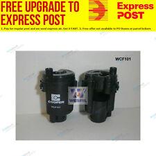 Wesfil Fuel Filter WCF101 fits Hyundai Getz 1.3 i (TB),1.4 i (TB),1.5 i (TB),