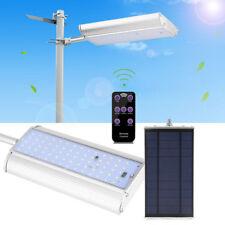 70 LED Solarleuchte Wandleuchte Solar Lampe mit Bewegungsmelder Gartenlicht IP65
