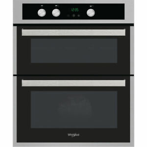 Whirlpool AKL307IX Built Under Electric Double Oven Stainless Steel - 2 Yr Gntee