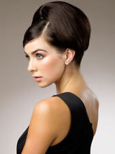 Drawstring Medium Length Hair Extensions