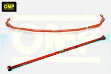 OMP ANTERIORI E POSTERIORI Strut Brace HONDA CIVIC 1.8 I-VTEC