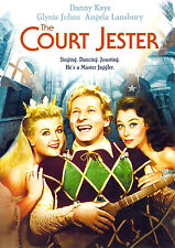 THE COURT JESTER (DVD, 1999) - NEW RARE DVD