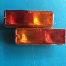 Original Fiat 128 Sedan Taillight Raer Lamps Assembly Genuine Nos italy