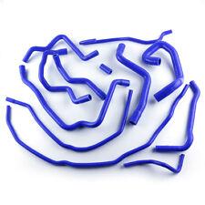 Ford Focus Duratec Mazda Mzr 1.8L 2.0L DOHC Engine Radiator Coolant Hoses Blue
