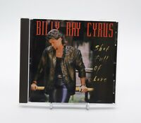 BILLY RAY CYRUS SHOT FULL OF LOVE Rare CD Album - Complete, VG Condition