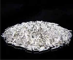 1oz 99.99% Pure Silver Round Bar Silver Nugget Bullion Silver Bar High Purity