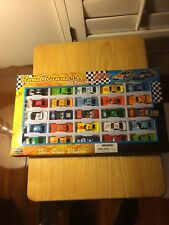 "CARS ""ROAD RUNNERS"" 25 Piece Set. Die Cast Metal Cars 1:64 Scale. Great Gift Set"