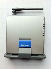 Linksys WAG200G-DE Wireless-G ADSL Home Gateway Modem Router