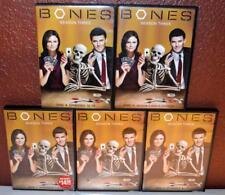Bones - Season 3 (DVD, 2009, 5-Disc Set, Checkpoint Sensormatic Widescreen) ~137