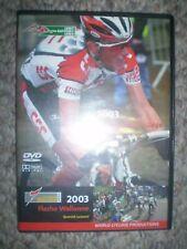 2003 Liege-Bastogne-Liege Fleche-Wallonne World Cycling Productions, (2 Dvd Set)