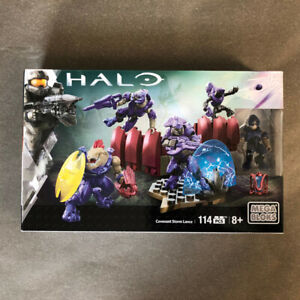 Mega Bloks Construx Halo DLB96 Covenant Storm Lance *Factory New Sealed* Toy