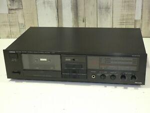 YAMAHA KX-200 VINTAGE HI FI SEPARATES USE TAPE RECORDER & PLAYER
