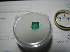Gorgeous legitimate Colombian emerald w/cert 0.69 carats REDUCED!!!