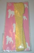 Ccs Momoko Yellow Terry Cloth Hood Muffler