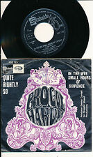 "PROCOL HARUM 45 TOURS 7"" BELGIUM SMALL RIGHLY SO"