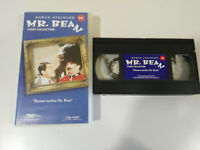 Mr Bean Rowan Atkinson Buonanotte Collection VHS Nastro Castellano
