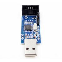 1PCS USBasp USBISP 3.3V / 5V AVR Programmer USB ATMEGA8 ASS