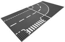 LEGO Set 7281 / City carrefour en T et Courbe