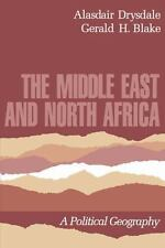 The Middle East and North Africa: A Political Geography